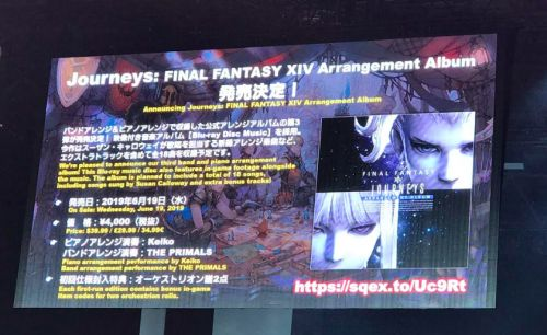 Final Fantasy XIV Online New Music Album Announced, Get All The Details