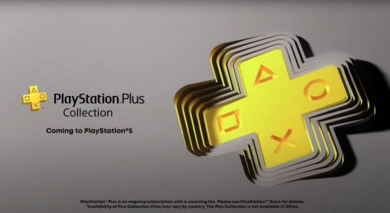 Everything you need to know about the PlayStation Plus Collection on PS5