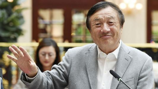 Ren Zhengfei: The US can't do anything about Huawei's 5G
