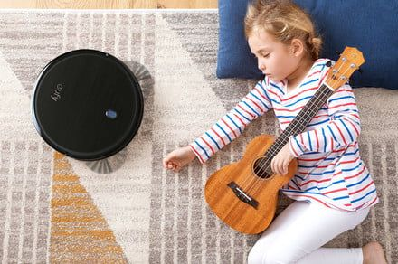 This Eufy robot vacuum is on sale for only $110 - today only