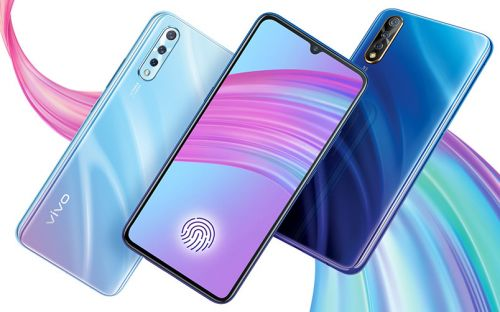 VIVO S1 with Helio P65, 4500mAh battery, and Screen TouchID debuts in Indonesia