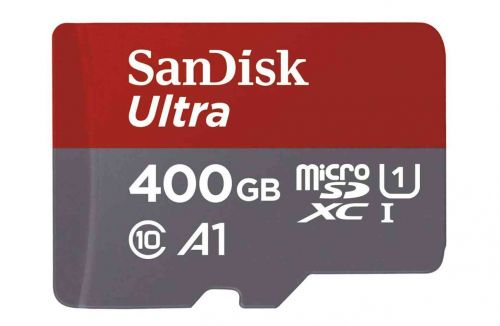 SanDisk 400GB microSD card now discounted at Amazon, other cards also on sale
