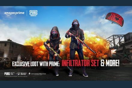 Amazon Prime rolls out perks for gamers, starting with free PUBG Mobile items