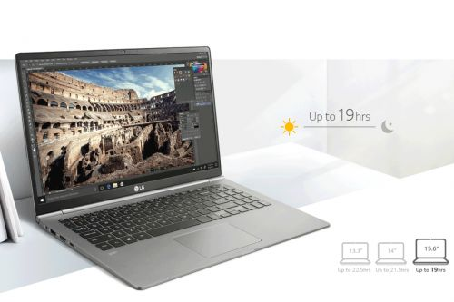 LG's featherweight Gram may stretch to a MacBook-beating 17 inches