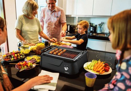 Bring the sun inside with a deep discount on this popular indoor grill, today only
