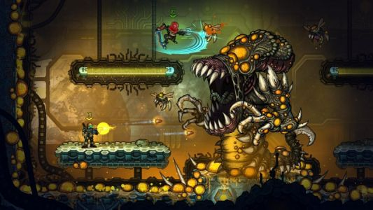 Fury Unleashed Review - Old-School Shooting With A Roguelike Bite