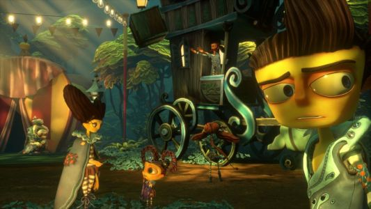 PSYCHONAUTS 2 Pushed Back to 2020 Release