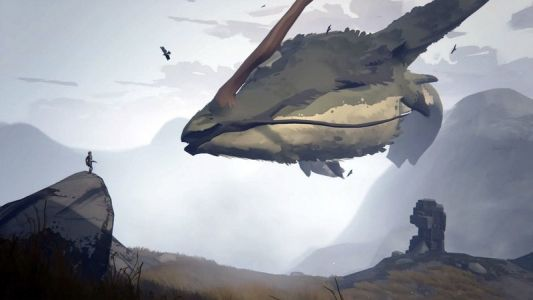 Ashen E3 2018 footage highlights haunting atmosphere and brutal combat