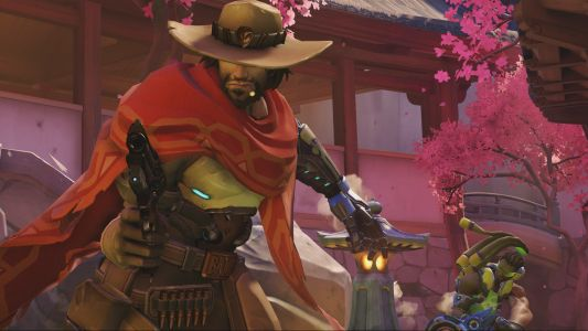 """Overwatch's McCree officially changes his name """"to make things right"""""""