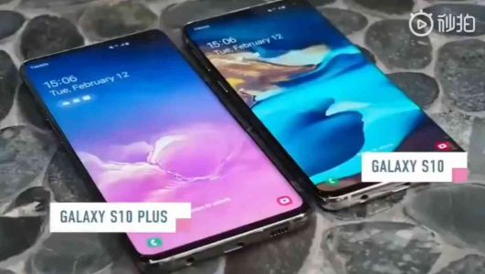 Samsung leaks continue with Galaxy S10 and S10+ video, Galaxy Buds images