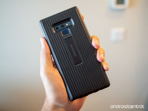 What Galaxy Note 9 accessories are you getting?
