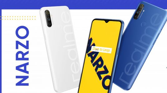 Realme Narzo 10A will go on sale today