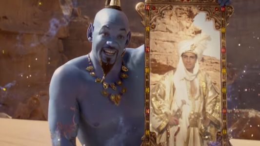 New TV Spot for Disney's ALADDIN Shows Off More New Footage