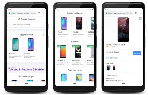 Google Shopping gets a new look and features in India