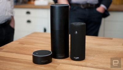 Amazon's next Echo might have a 7-inch touchscreen