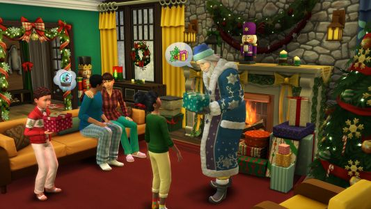 The Sims 4 Reveals New Expansion Seasons