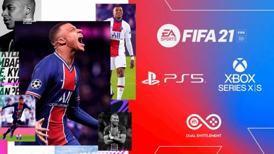 Here's how Xbox Series X and PS5 upgrades work in FIFA 21