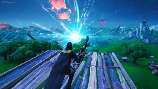 Fortnite Season 11: A Black Hole Destroyed Everything In The End Event