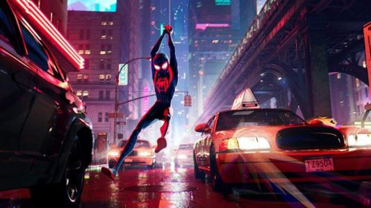 Sony Seeks Patent for 'Spider-Man: Into the Spider-Verse' Animation Tech