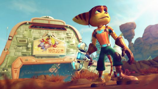 Grab Ratchet and Clank for free on PS4 and PS5 right now