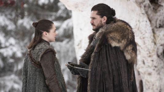 Controversial 'Game of Thrones' sex scene gives away a key detail about Arya Stark