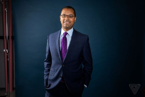 FCC Commissioner Geoffrey Starks talks Huawei and net neutrality on The Vergecast