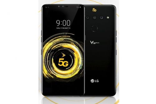 LG's first 5G phone just leaked - here's the V50 ThinQ