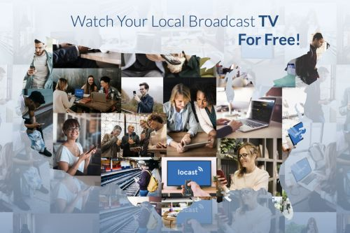 Locast lets you stream local TV for free