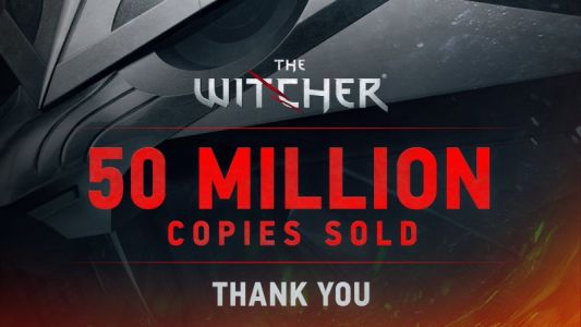 The Witcher Series Reaches 50 Million Copies Sold
