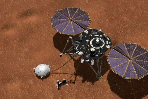 NASA's InSight lander officially detects 'marsquakes' on Mars
