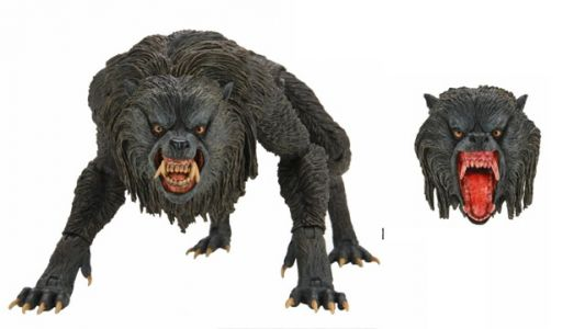 NECA 'An American Werewolf in London' Ultimate Kessler Werewolf Figure Pre-Order