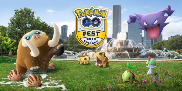 This Year's Pokémon Go Fest Was A Blast