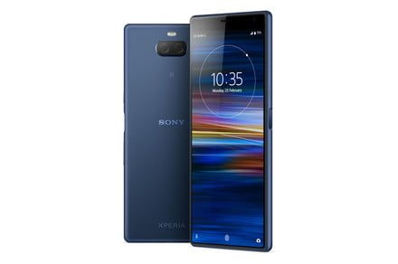 Sony Xperia 10 Plus review