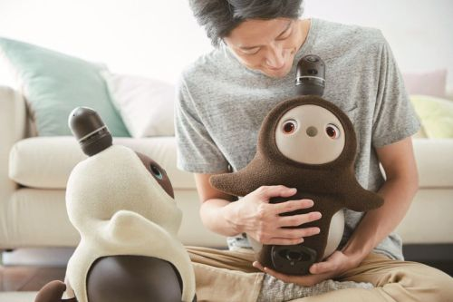 Here are some of the cutest robots ever created