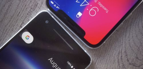 IPhone X, Galaxy Note 8, or Pixel 2: Which phone wins the bezel wars?