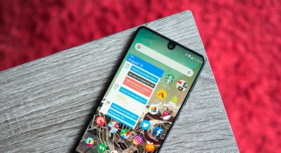 Is Andy Rubin's Essential going down?