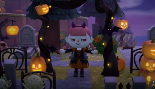 Animal Crossing: New Horizons Halloween Event Revealed