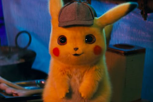Detective Pikachu trailer proves pokémon shouldn't be realistic