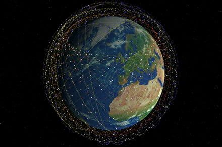 Elon Musk thinks Starlink satellite internet could be online before 2021