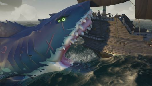 Sea of Thieves gets 'Arena' PvP mode soon