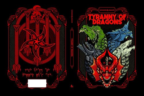 DUNGEONS & DRAGONS to Re-Release TYRANNY OF DRAGONS In Celebration of 5 Years of 5th Edition