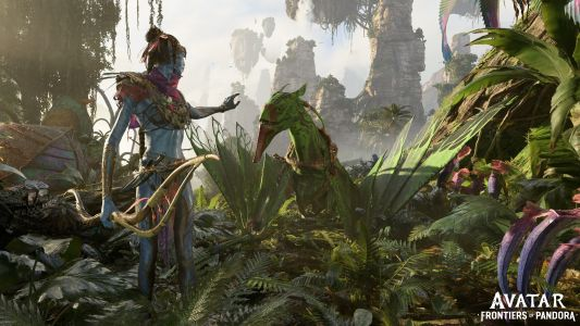 Avatar: Frontiers of Pandora is the first real surprise of E3 2021