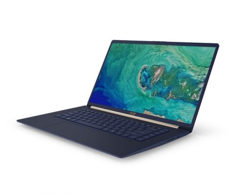 Acer Swift 5 updated with ultra-thin bezels, Intel's 8th Gen processors