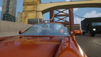 Rockstar shows off subtle graphical improvements in first GTA Remastered trailer