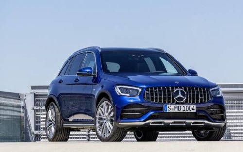 2020 Mercedes-AMG GLC 43 SUV and Coupe get power and tech upgrade