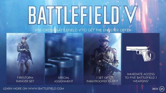 Complete Guide to Battlefield 5 Preorder Bonuses