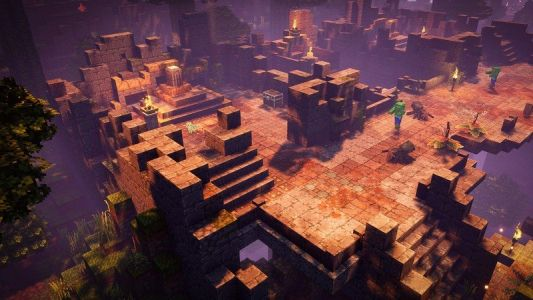 Best Xbox games launch in May - Minecraft Dungeons, Shantae, and more