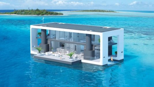 This $5.5 Million 'Livable Yacht' Lets You Ride Out Climate Change