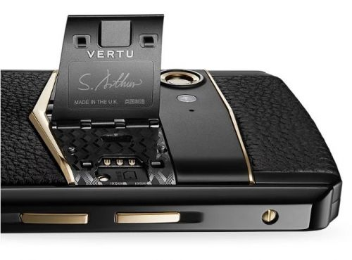 Vertu Aster P seemingly announced out of nowhere for $5,000