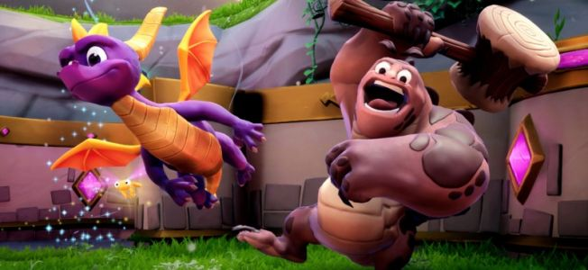 Spyro Reignited Trilogy Lets You Toggle Between Old And New Music
